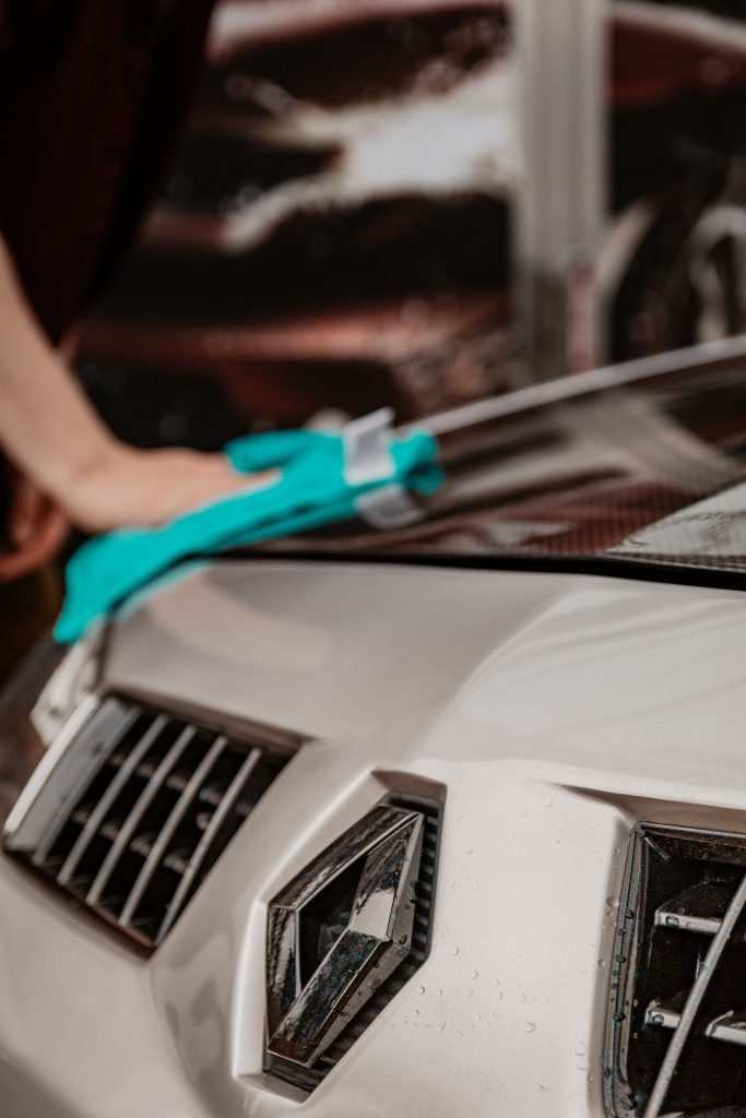 Best wax for clear coat