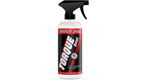 Torque Detail Mirror Shine – Super Gloss Wax & Sealant Hybrid Spray